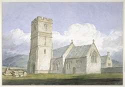 Melbury Bubb Church, Dorset f.34